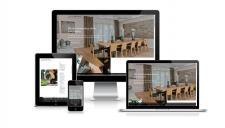 Мультиязычный сайт сайт архитектурной студии