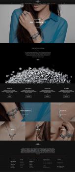 s925 - магазин серебреных украшений