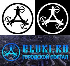 Лого для гор.портала Великие Луки