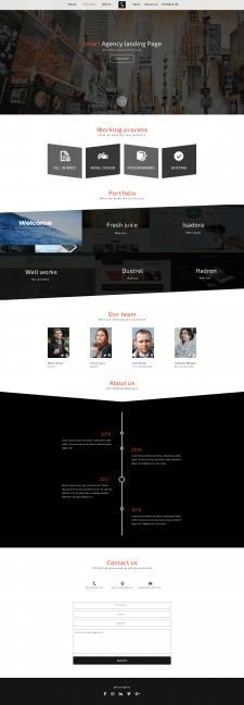Дизайн smart-агенции