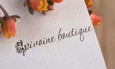 Логотип интернет - магазина аксессуаров для женщин