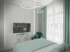 Спальня 13 м2