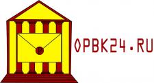 Логотип и вотермакра для OPBK24.ru
