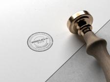 Дизайн печати для фирмы по трудоустройству