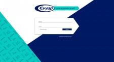 Сайт для внутреннего пользования компании EVYAP