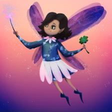 Детский персонаж Fairy