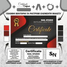 Сертифікати за Вашими побажаннями