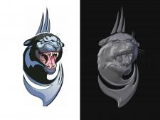 Барельєф логотипу для 3D принтера