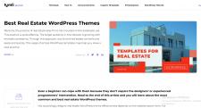 Wordpress Themes for Real Estate  Tumli