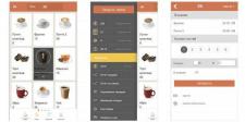 Кросс-платформенное приложение Cup Tap
