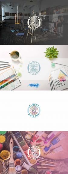 Логотип для художественной студии