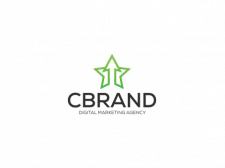 Development logo for CBRAND (Digital Marketing Age