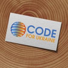 """Логотип """"Code for Ukraine"""""""