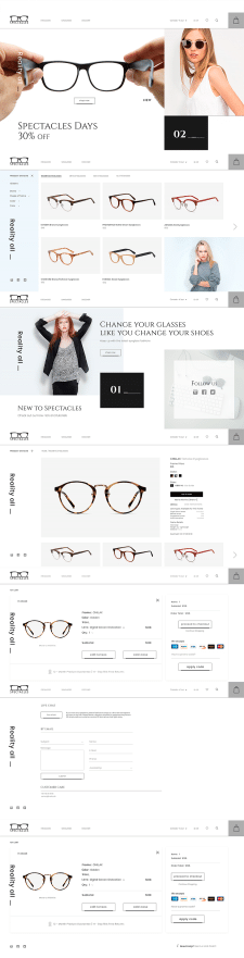 Spectacles_online shops