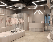 Салон детской и женской одежды