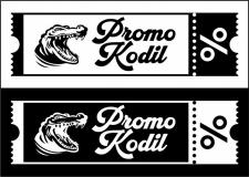 Логотип PromoKodil