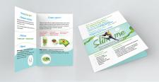Буклет о препарате для похудения