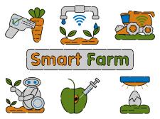 Icons Smat Farm