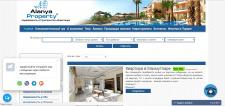 Сайт недвижимости в Турции