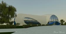 Проект кооперированного общественного здания
