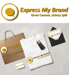 Лого Express My Brand