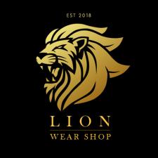 Логотип для интернет магазина Lionwearshop