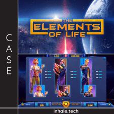 Elements of Life. Браузерная игра «Слоты»