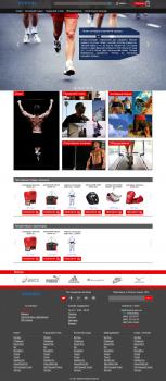 Интернет магазин спортивной одежды Winning (old)