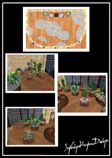 модульные системы для зимнего сада