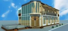 3д визуализация здания-1