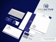 Логотип+фирменный стиль  PRO Aсtive Group