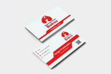 Разработка визитной карточки для тренера из Италии