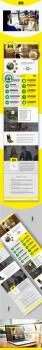 #Редизайн главной страници сайта#Аренда сейфов#