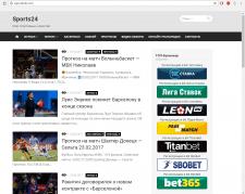 Sports24 - Мир спортивных новостей