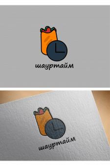 Логотип для шаурменной