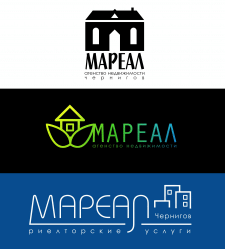 Логоти агенства недвижимости