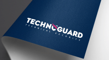 Логотип для компании Technoguard (вариант)