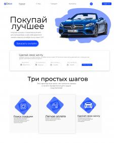 Web.Design / Landing Page