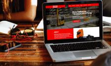 Сайт логистической компании