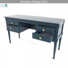 Bourbon Vintage Desk