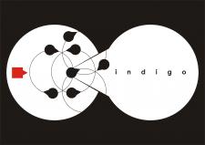 Плакат Indigo