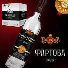 """Разработка торговой марки """"Фартова"""""""