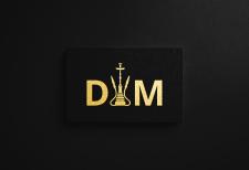 """Логотип для сети кальян-баров """"DIM"""""""