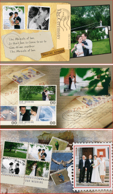 Разворот.  - Love Story. Wedding -