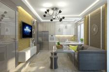 3D визуализация, Дизайн интерьеров