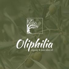 """Лого """"Oliphilia"""""""