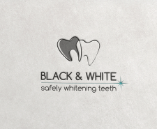 Логотип для франшизы по отбеливанию зубов