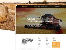Equis Agro Group - корпоративный сайт