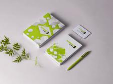 Корпоративные блокноты и визитки