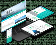 Разработка сайта Greentech